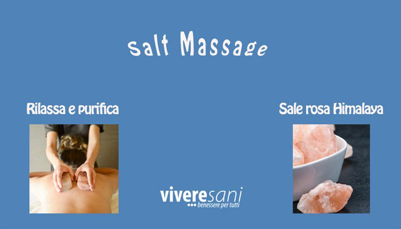 Salt Massage
