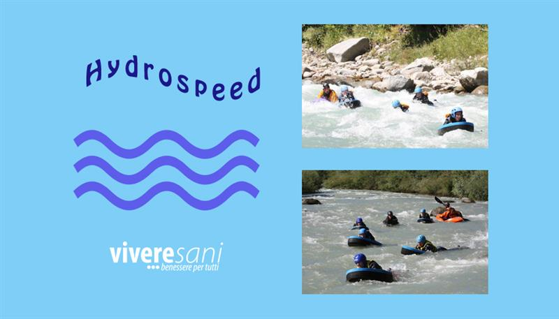 A tutto divertimento con Hydrospeed