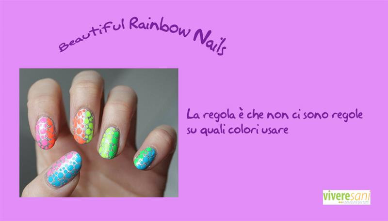 RNM - Rainbow Nails Mania