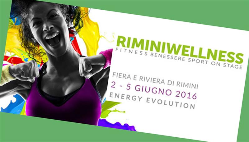 RIMINI WELLNESS - Fitness Benessere Sport on Stage