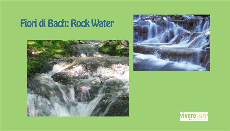 Fiori di Bach: Rock Water